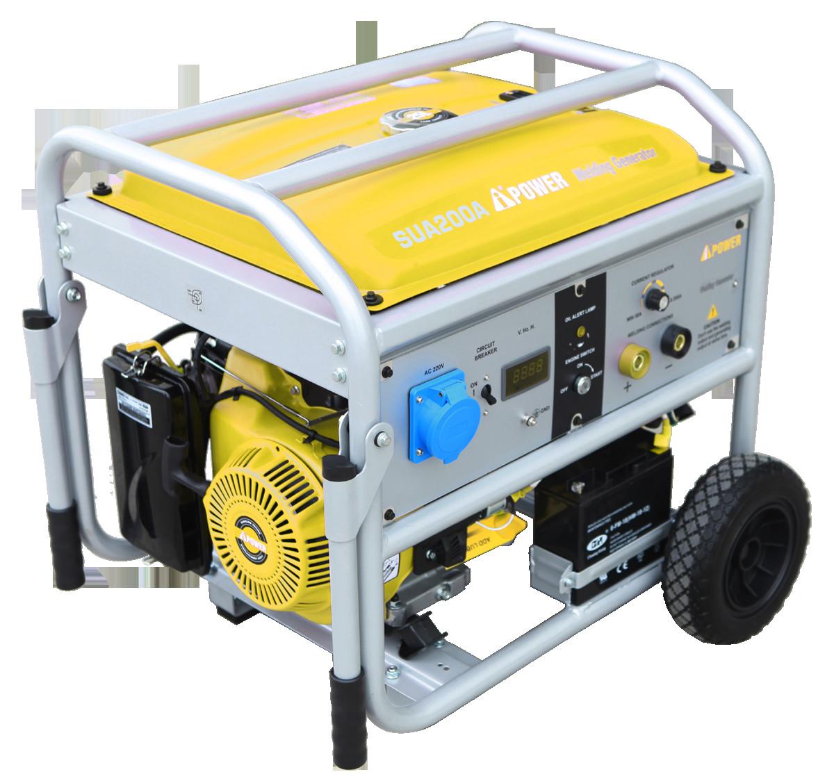 Multi Function Portable Welding Machine , SUA200A 200A ...
